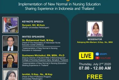 international nursing webinar 2020